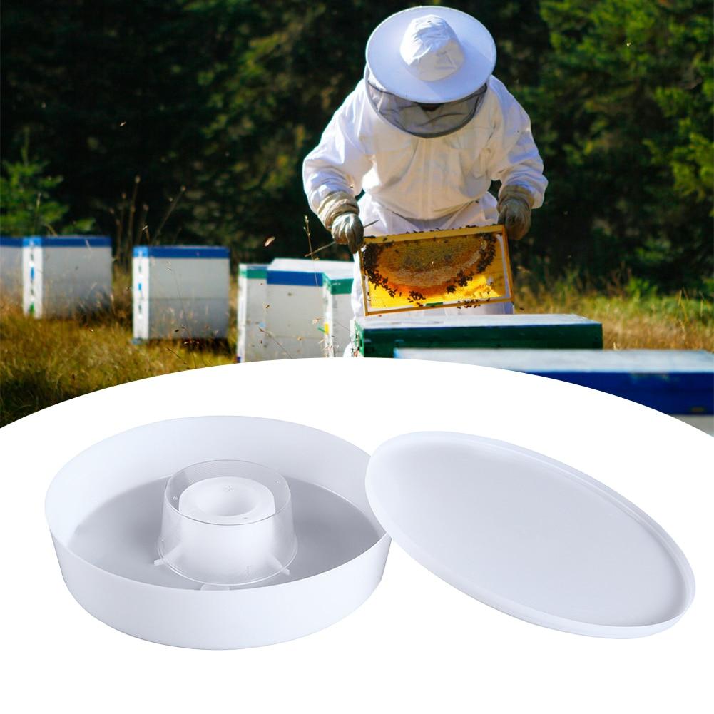 Beekeeper Beekeeping 4 Pint 2L Rapid Bee Hive Feeder Keeping Equipment Tool