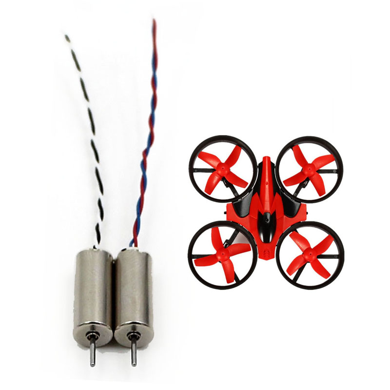 RC aircraft parts for E010 H36 motor remote control helicopter CW + CCW motor 2PCS four-axis t motor 1255 three hole carbon fiber propeller cw ccw for rc aircraft 2 pairs