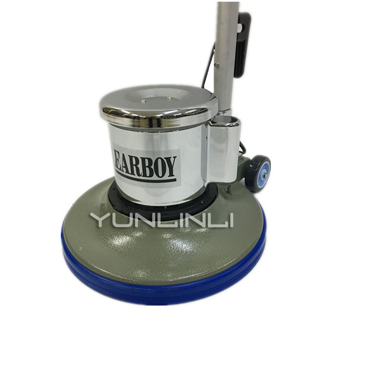 Floor Polishing Machine 15L Push-Type Brushes Wiping Machine Polishing Floor Cleaning/Waxing Machine For Household/Hotel 1800W