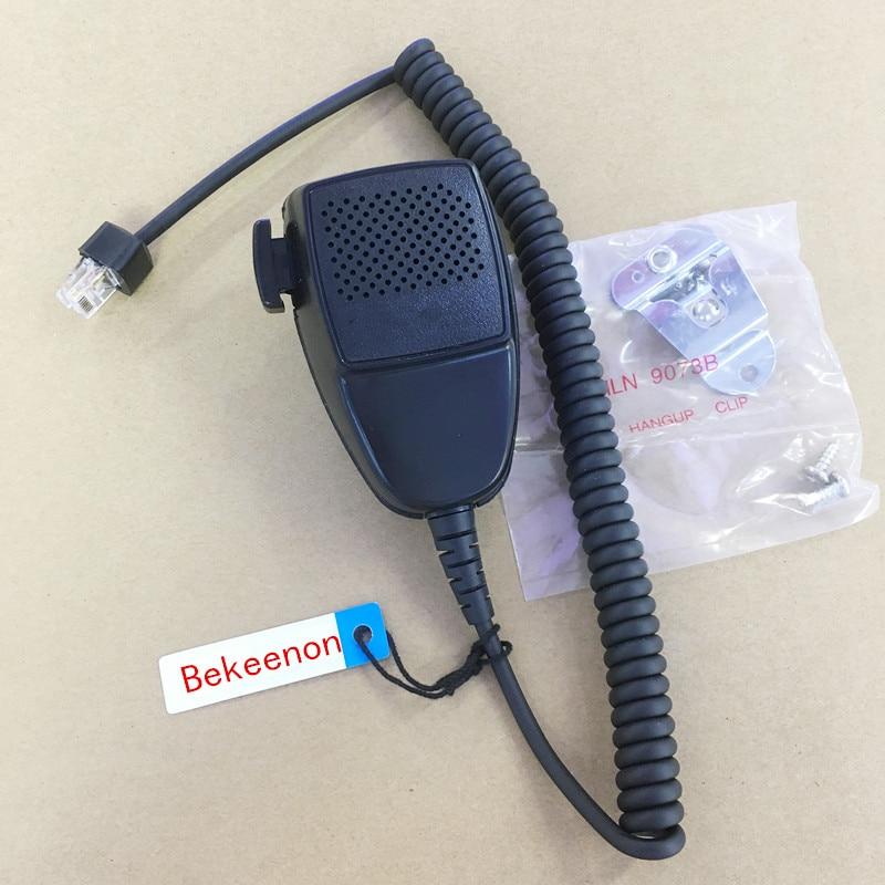 8 Pin Speaker Mic Microphone For Motorola Gm300 Gm338