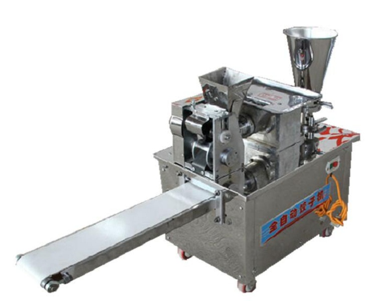4800pc/h Automatic Dumplings Machine;Dumpling wrapping machine; Dumpling maker;Dumpling wrapper;Pelmeni Machine with conveyor dumpling wrapper cutter
