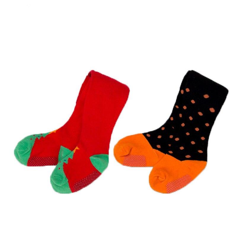 0-2ynon-slip Tragen-beständig Baby Strumpfhosen Koreanische Version Von Den Body Socken Kinder Hohe Qualität Baumwolle Strumpfhosen Erfrischend Und Wohltuend FüR Die Augen