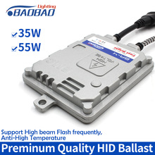 BAOBAO 35W 55W Ultra Fast Bright Car HID Ballast Xenon Headlight Ballast BA-4 Plus+Full Digital Xenon Ballast Waterproof david kent ballast interior detailing concept to construction