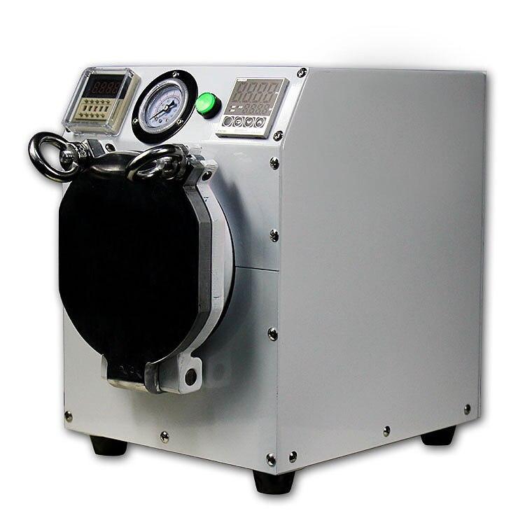 Nouvelle Mini Haute Pression Autoclave LCD Air Bubble Remover Machine pour Réparation Écran Tactile En Verre Rénovation pour Iphone/samsung