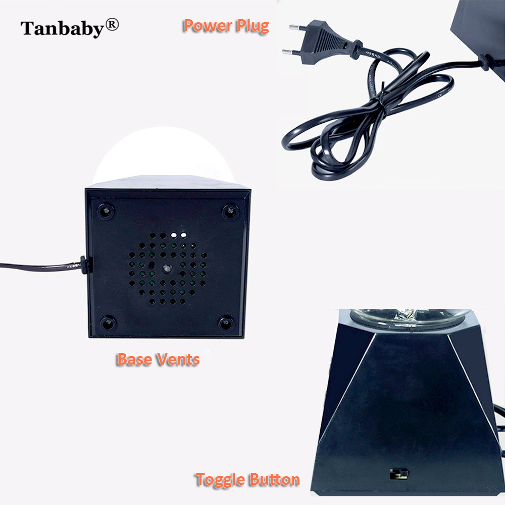 Tanbaby Novelty Magic PLASMA BAL RETRO Glas Plasma Bal 4 5 6 8 Inch ...