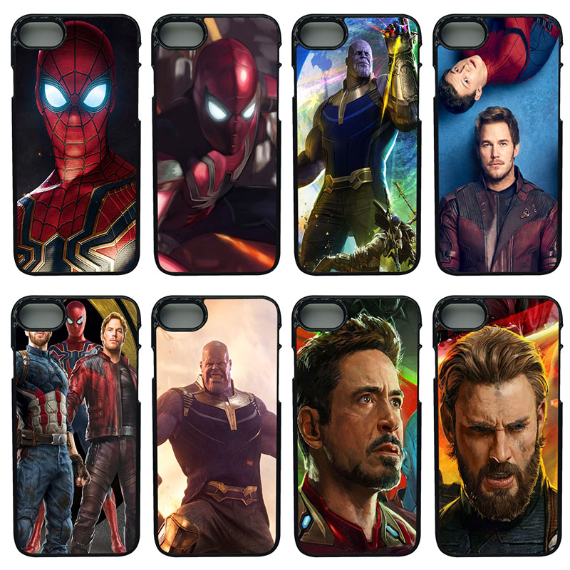 custodia iphone 7 infinity war