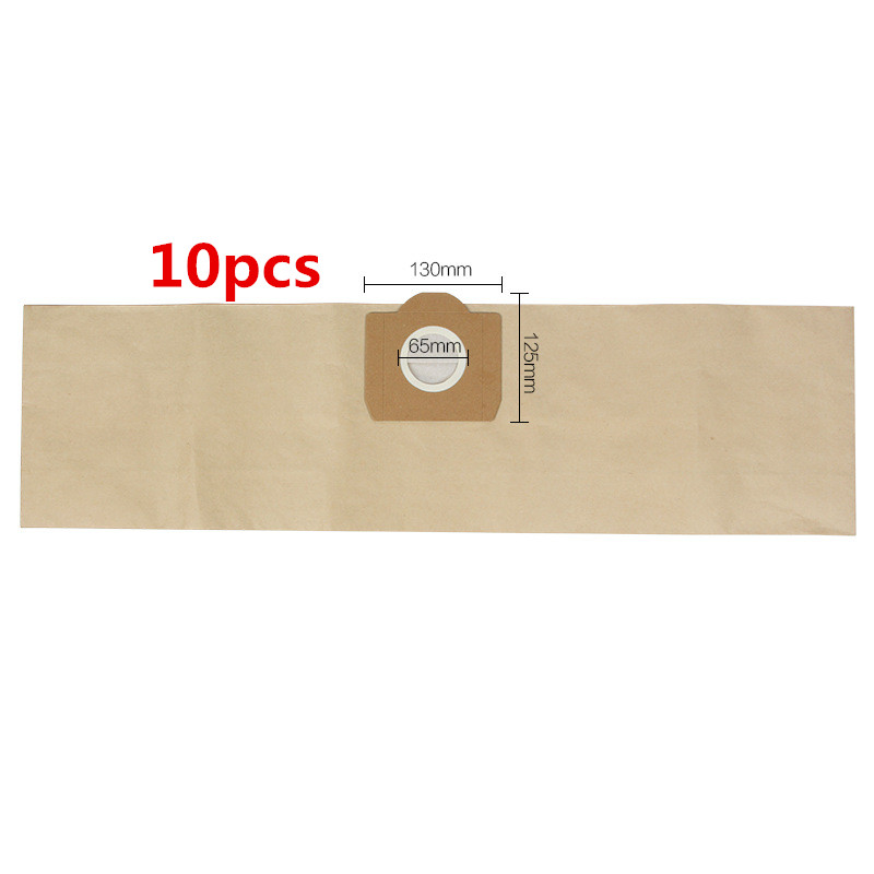 цена на 10pcs Replacement  KARCHER vacuum cleaner  A2204 A2656 WD3300/3200 SE4001 dust bag  vacuum cleaner bag paper bag