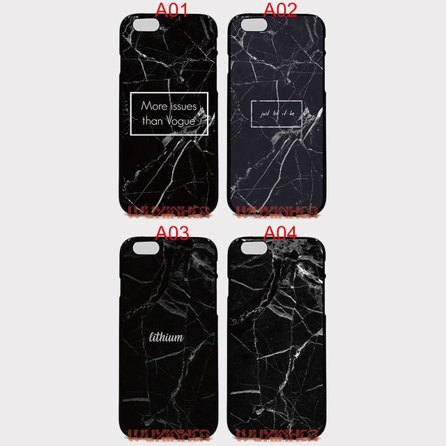 Us 338 11 Di Scontonero Marmo Sfondo Casse Del Telefono Tpu Per Il Iphone 6 6 S 7 Più Se 5 S 4 S Touch 6 Per Samsung Galaxy S8 Più Bordo S4 S5