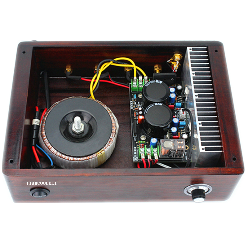 bilder für TIANCOOLKEI DIY LM1875 leistungsverstärker 30 watt + 30 watt Süße stimme mit LM1875 endverstärkerbrett