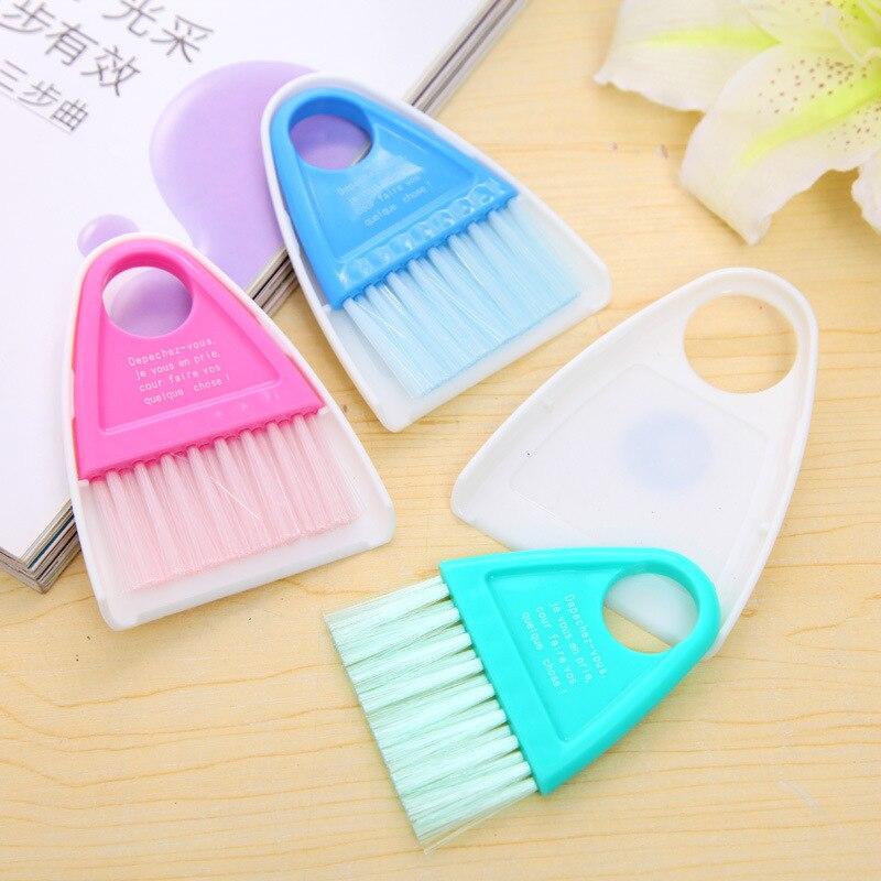 Brosse à dents en plastique protecteur voyage porte tube bleu Boîte couvre 2pcs