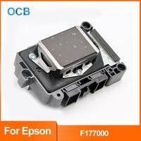 Brand New Unlocked F177000 Printhead For Epson Stylus Pro 3800 3850 3885 3880 3890 R3000 Water Based DX7 Printhead