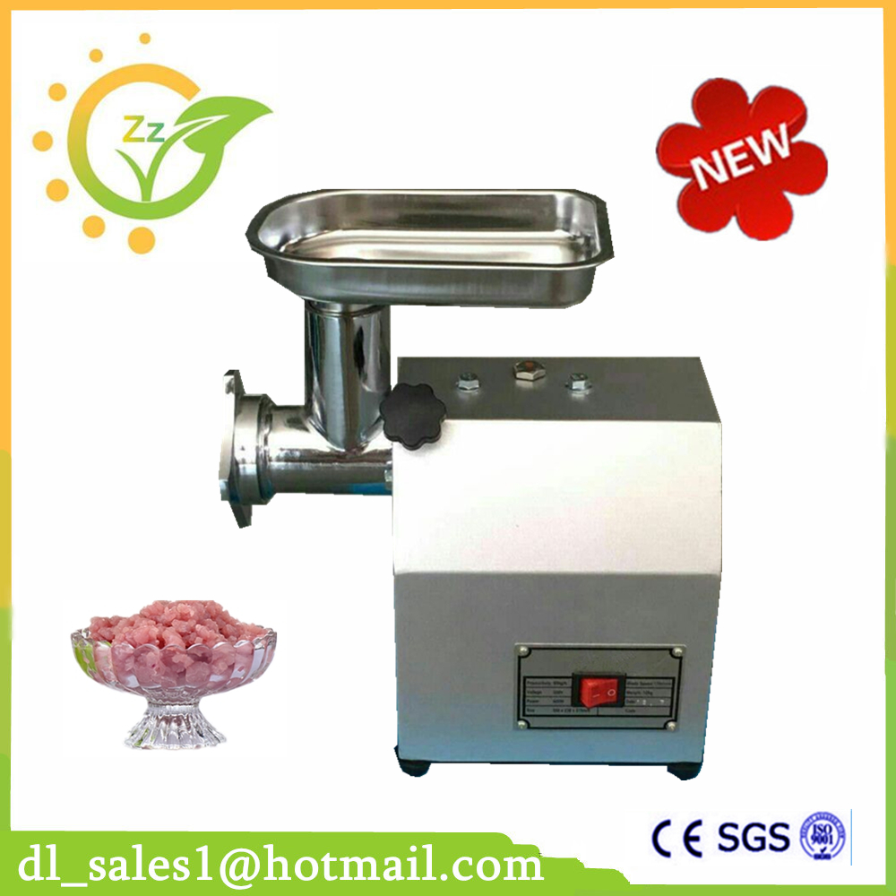 Newest 60 kg/h Commercial 304 Stainless Steel Meat Grinder, Electric Industrial Meat Grinder For Sale newest 60 kg hour 220v electric ce commercial meat grinder meat mincer stainless steel electric meat grinder machine