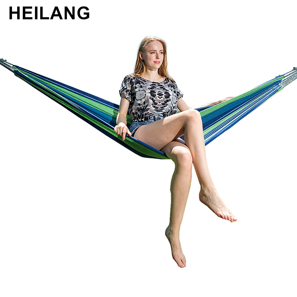 200*80cm 1 Person Hammock hamac outdoor Leisure bed hanging bed Single sleeping canvas swing hammock camping hunting hamaca 50pcs lot 280 150cm 80cm hammock hamac outdoor leisure bed hanging bed double sleeping canvas swing hammock camping una hamaca