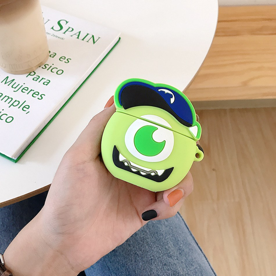 Cute 3D Silicone Case for AirPods Pro 27