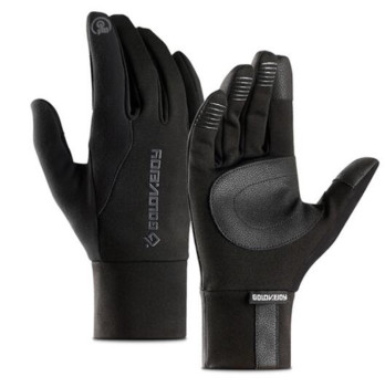 touch screen cold weather waterproof windproof winter warmer fleece snowboard bicycle tactical hard knuckle full finger gloves Winter Motorcycle Gloves Men Waterproof Windproof Warm Fleece Lined Cycling Bicycle Cold Luvas Motor Guantes Touch Screen Gloves