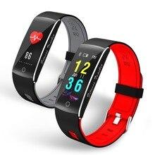 RAVI F10 Smart Watch Blood Pressure Blood Oxygen Heart Rate Monitor Sports Activity Tracker Fitness Smartwatch IP68 Waterproof