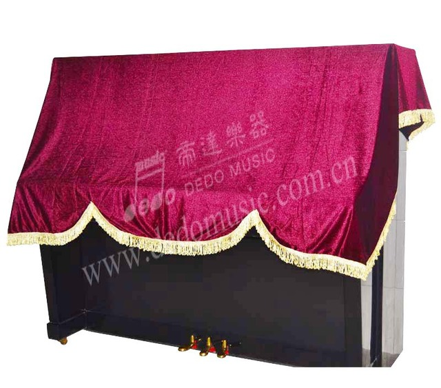 Dust Proof Upright Piano Cover,Piano Cover