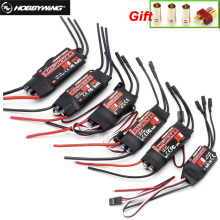 1pcs Hobbywing Skywalker 15A 20A 30A 40A 50A ESC Speed Controler With UBEC For RC FPV Quadcopter  RC Airplanes Helicopter hobbywing xrotor pro 40a 3 6s esc for multirotors