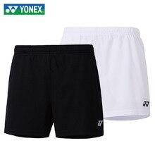 Новинка Yonex, мужские спортивные шорты для бадминтона, теннисные шорты, мужские быстросохнущие шорты для настольного тенниса, фитнеса, спортивных тренировок