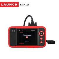 LAUNCH officiële winkel X431 obd2 scanner monitor data clear DTC crp 123 motor auto diagnostische scanner scaner voor OP, ABS, ENG, SRS