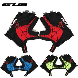 GUB S036 Anti slip Half Finger Gloves From Bicycle Mountain Road Bike Sports Outdoor Man and Woman Breathing Anti Impact Cycling