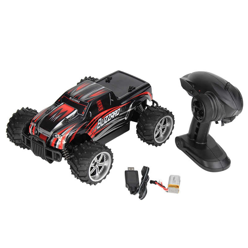 1/16 2WD 2.4GHz High Speed Radio Remote Control RC Racing Buggy Car Off Road RTR red hsp bajer 5b 1 5th 2wd rtr 26cc engine gasoline off road buggy 94054