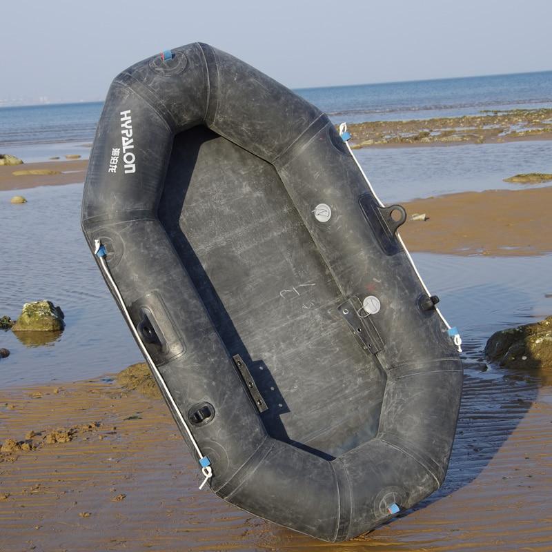 Прочный надувной утолщенной резиновая лодка Военная Униформа качество каякинга Рыбалка лодка дрейфующих 173*98 см 150 кг подшипник 101