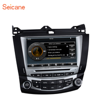 Seicane WinCE 8 Inch Car Stereo Radio GPS DVD HD Touch Screen Multimedia Player For 2003