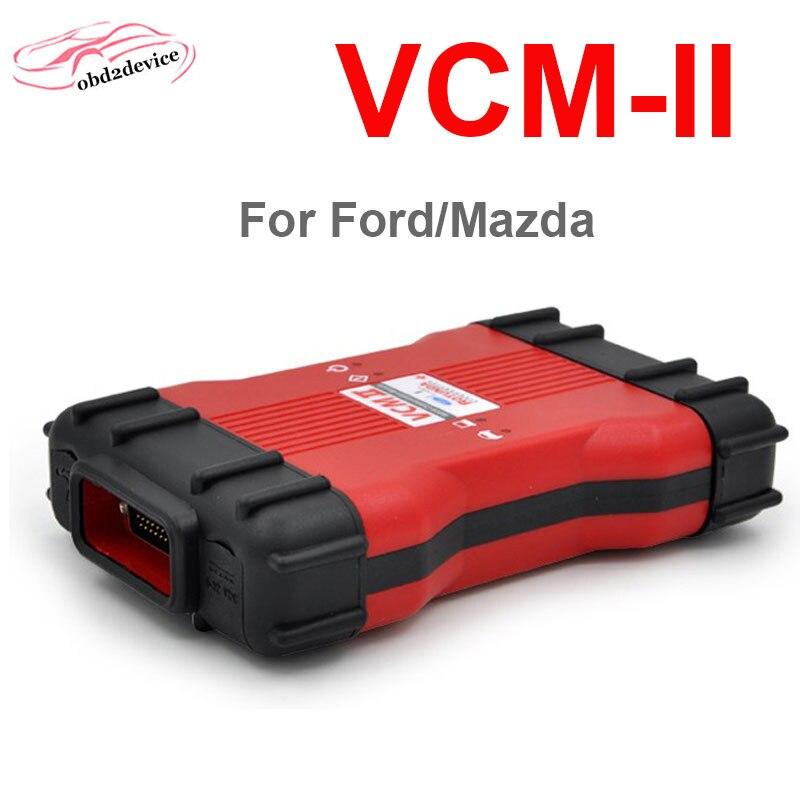 2017 Новое поступление для ford VCM2 V98 полный чип OBD2 инструмент диагностики VCM 2 специально для Mazda/Ford VCMII сканер VCM2 Бесплатная доставка