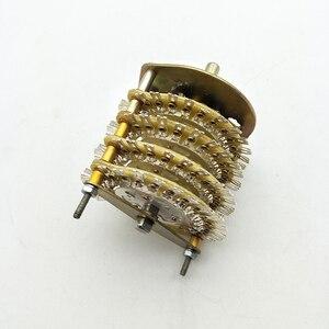 6 мм диаметр вала 4P16T 4-полюсный 16 позиционный ленточный канал Селекторный поворотный переключатель