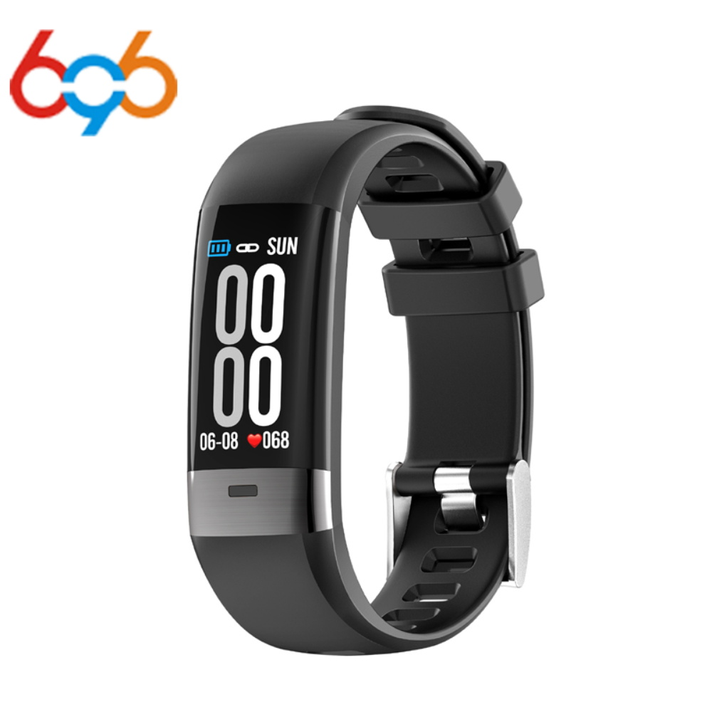 696  Smart Watches G36 Bracelet  Heart Rate Monitor Pedometer Fitness Tracker Blood Pressure Color Screen IP67 Waterproof