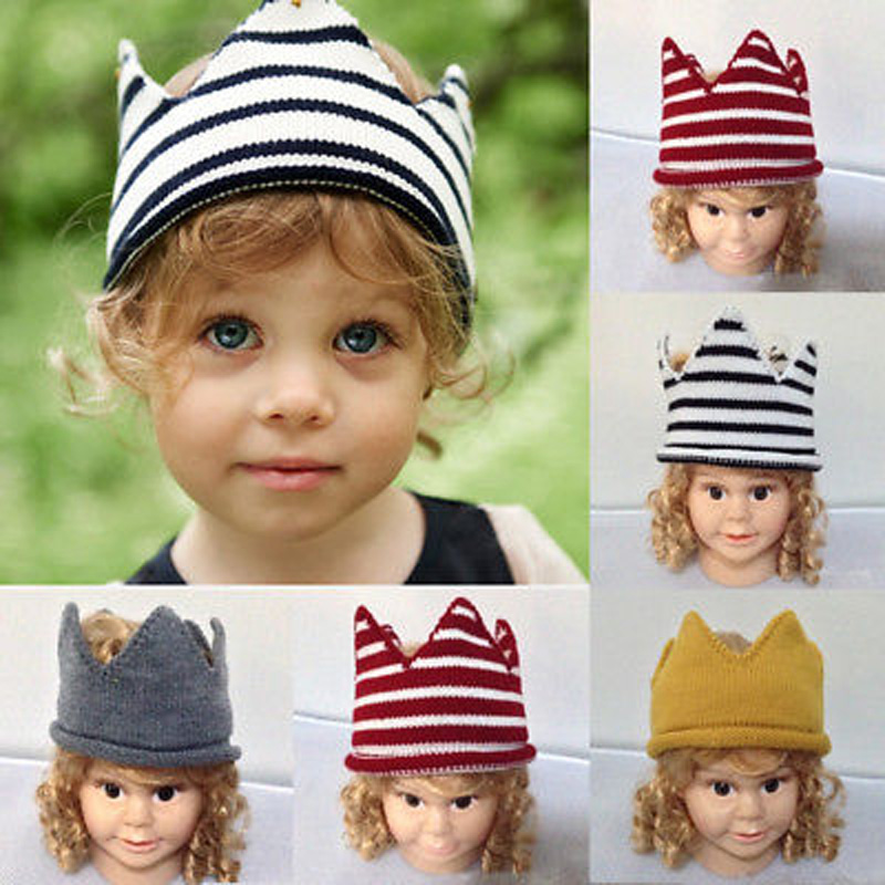 Baby Girls Toddlers Spring Autumn Cotton Elastic Beanie Hat Cap Size 0 - 3 years 0 12month baby girls