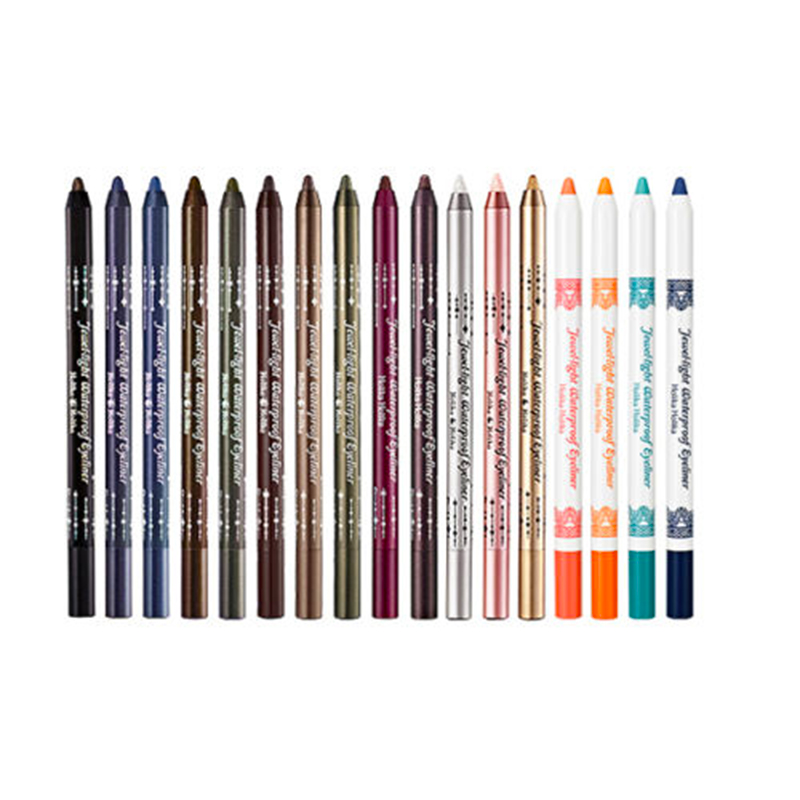 HOLIKA HOLIKA Jewel-licht Wasserdicht <font><b>Eyeliner</b></font> 2,2g <font><b>Eye</b></font> <font><b>liner</b></font> Stift Wasserdicht Make-Up Lang Anhaltende Make-Up Beste Korea Kosmetik 1 stücke image