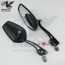 free shipping motorcycle mirrors Professional modification accessories colorful motorbike Backup mirror CNC suzuki moto parts professional cnc