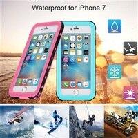Original Full Sealed Waterproof Shockproof Dirtproof Diving Case For Iphone7 8 High Quality