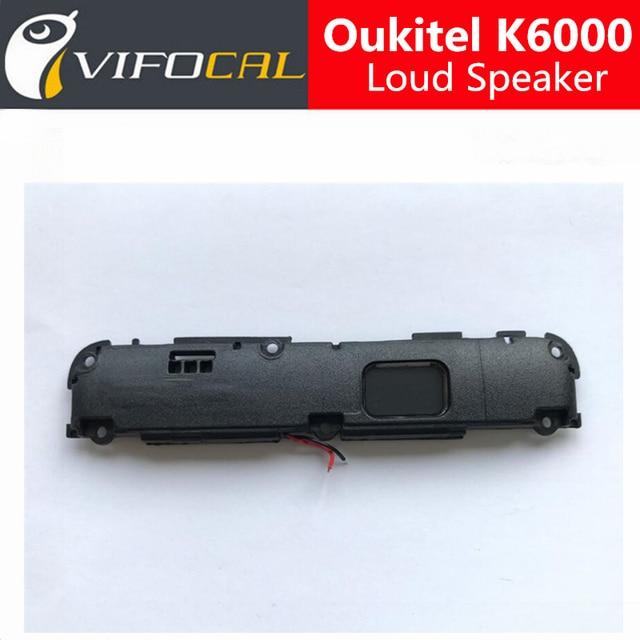 Oukitel K6000 100% Original Del Campanero Del Zumbador Del Altavoz Ruidoso Accesorio para Circuitos Oukitel K6000 Pro Teléfono Móvil