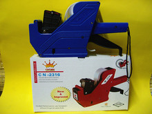 [ Fly Eagle ] Blue CN-2316 10 Digits 2 LINES Price Tag Gun Label Pricing Labeler Tagging free shipping