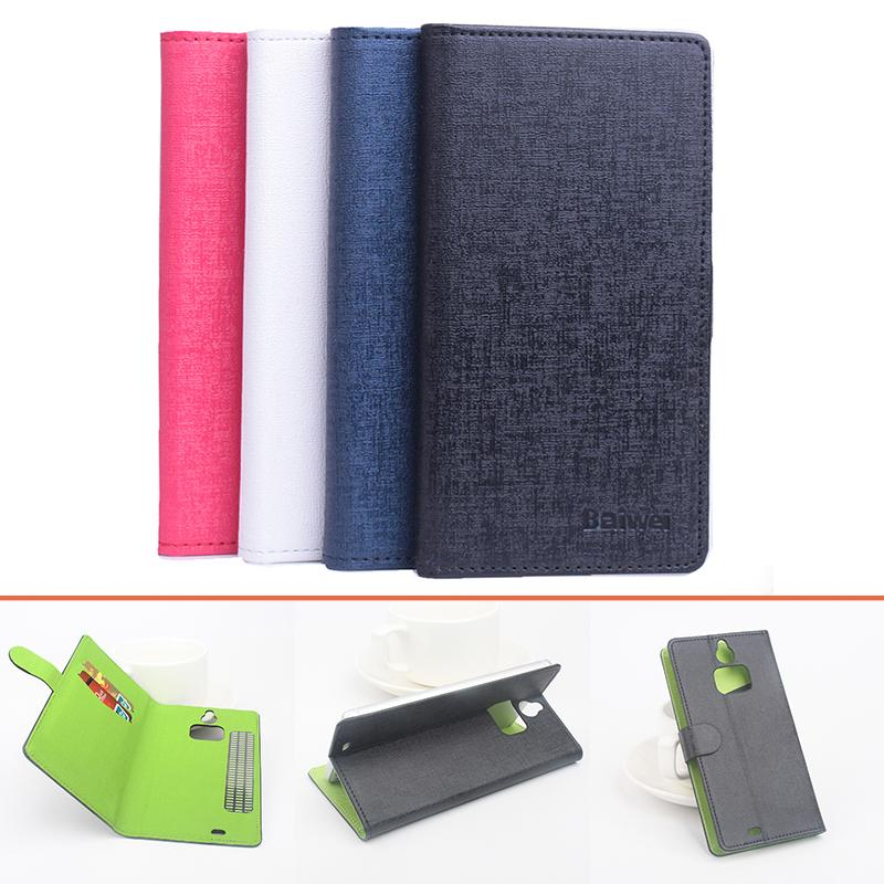 High Quality Pattern Leather flip Case Kingzone Z1 Leather C