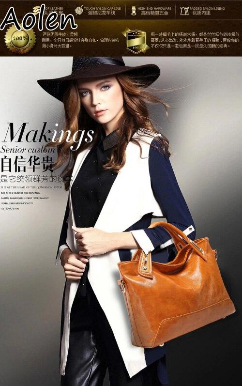 alta qualidade sacolas de mulheres Exterior : Abra o Bolso