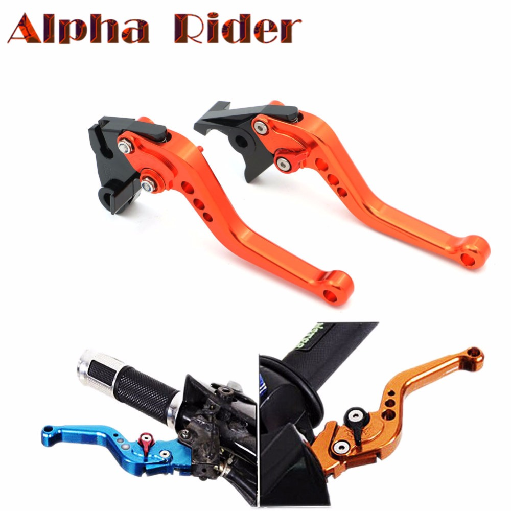 где купить 2pcs CNC Adjustable Clutch Brake Levers with Adjuster for Suzuki GSX-R GSXR 600 750 1000 K1 K2 K3 K4 K5 K6 K7 K8 K9 дешево