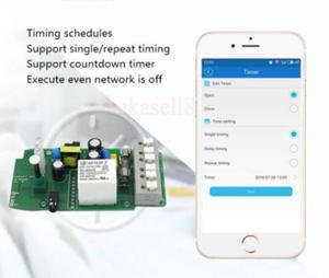 Image 4 - Sonoff Monitor de temperatura y humedad Itead TH 10A/16A, interruptor inteligente inalámbrico con WiFi para casa inteligente con función de sincronización