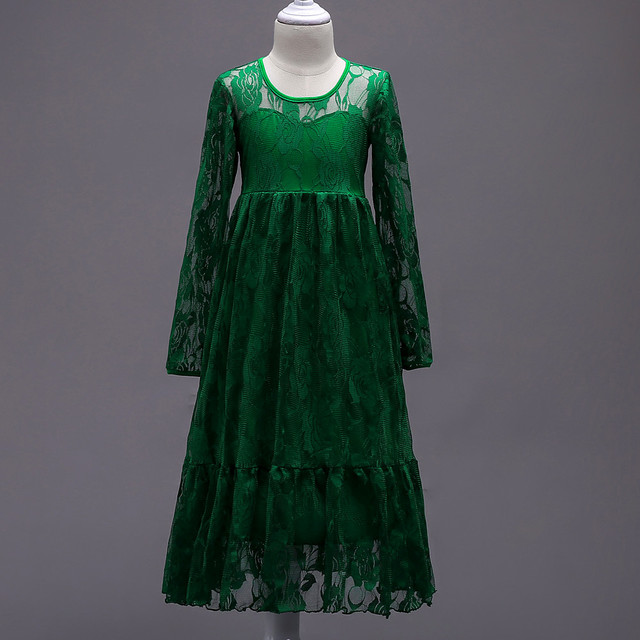 Green Dresses 13 Year Oolds