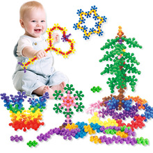 Digital Plum Flower Building Blocks Children Game Toy Baby Educational Toy Gift for Kids Classic Toys стоимость