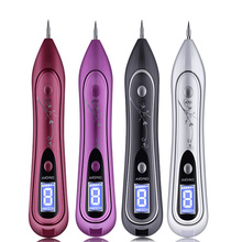 hot deal buy portable lcd skin care tool kits spot tattoo freckle removal machine no bleeding mole dot removing laser plasma pen beauty care