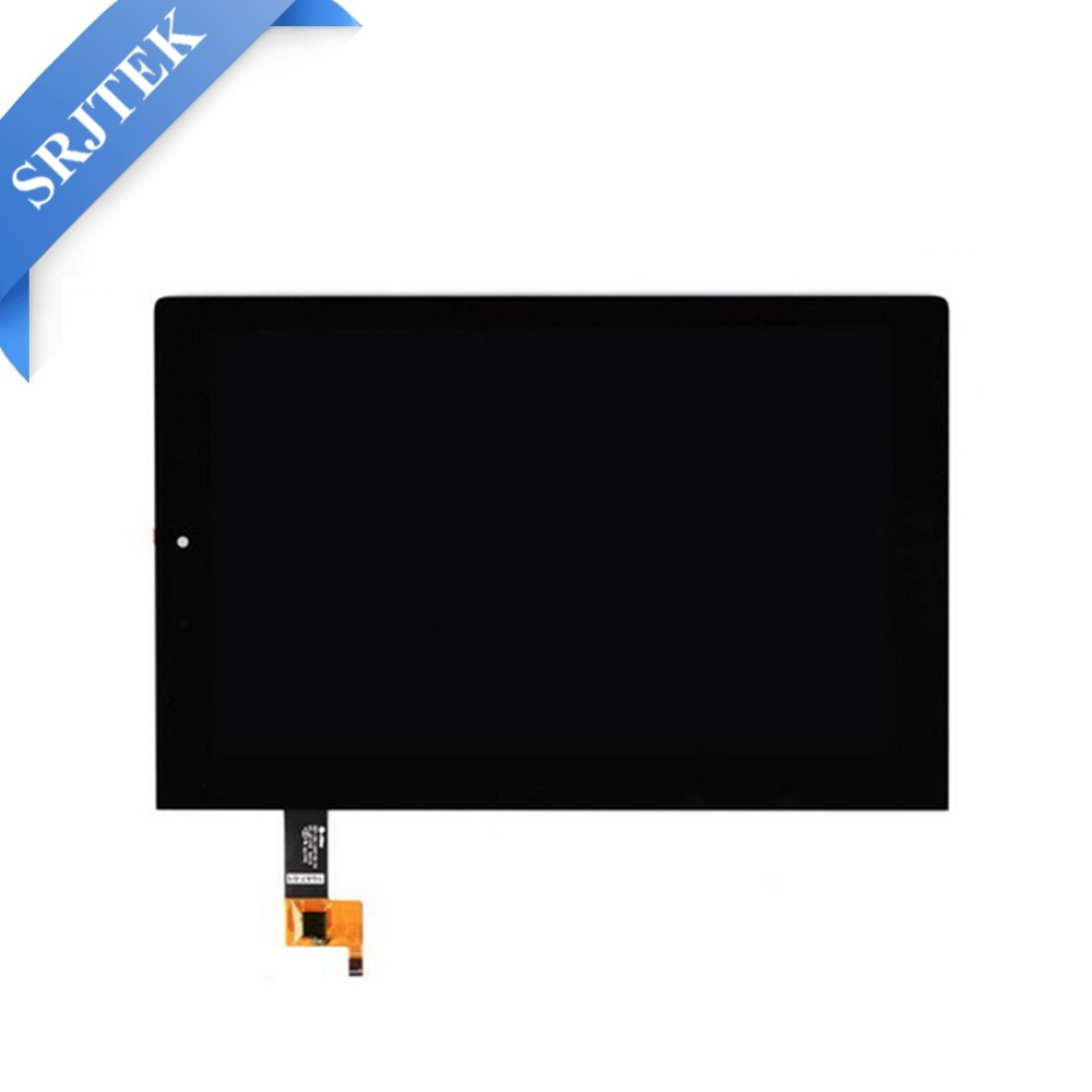 For Lenovo Yoga Tablet 2 1050 1050F 1050L MCF-101-1647-01-V4 New LCD Display Touch Screen Assembly Replacement цена 2016