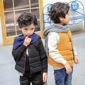 baby vest waistcoat girls boys vest child Coats kids waistcoat boy girls denim vest winter Autumn 2016 children's clothing