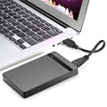 Más nuevo 2.5 Caja de DISCO DURO 2.5 SATA III Hdd Externo USB 3.0 SSD Caso UASP Apoyo Para Mac Win Sistema