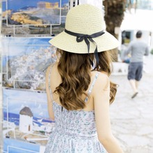 Summer Wide Brim Hat Bohemian Style