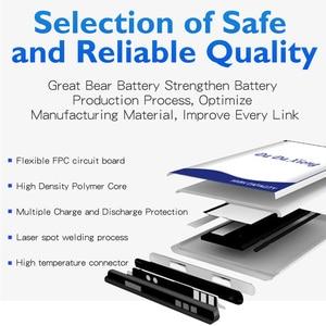 5000 мАч C11P1601 батарея для Asus ASUS ZENFONE 3 ZE520KL батарея ZENFONE3 мобильный телефон замена батареи