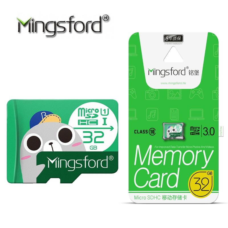 Mingsford Memory card micro sd Cards tf card 32GB 16GB ...